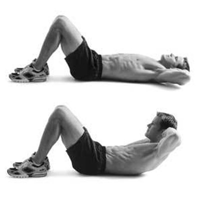 abs coreoncrunches sixpack sydneystrengthconditioning coreoncrunches backissues crunches abs sixpack abdominals