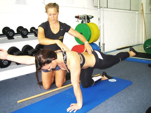 sydneystrengthconditioning shoulderproblemsinsportandexercise horsestance quadriped rehabilitation jointstability