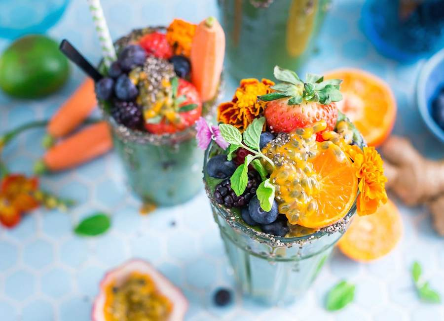 guthealth sydneystrengthconditioning smoothie